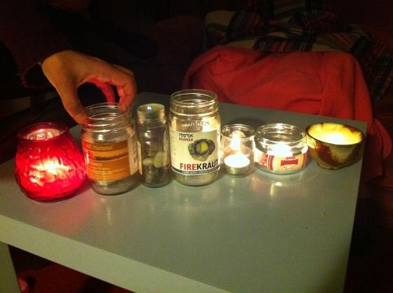 7th Night of Hannukah - Chag HaBanot